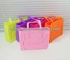 Alibaba fashion Silicon Bag colourful ladies bags Candy bag