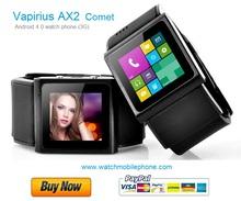 Androidwatch phone Vapirius AX2 Comet (3G)