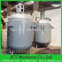 JCT machine for glass fixing glue