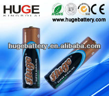 hot sales: super high quality Dry battery/alkaline battery