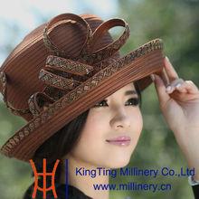 Top Fashion Ladies Church Hats