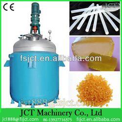 JCT machine for producing hot melt adhesive