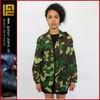 fashion military jacket camo jacket (GYW0067)