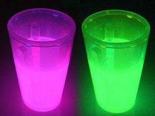 1.5OZ,7OZ,12OZ Sized Glow Cup For Drinking
