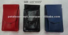 Cigarette case with lighter pocket