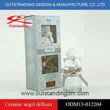 Ceramic angel diffuser