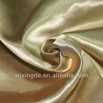 Luxurious Blackout Drapery Lining Golden/ Blackout Curtain Fabric Lining Golden