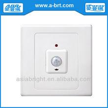 Emergency Override Adjustable Delay off Sensor Switch