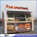 shanghai 2014 nueva llegada de vancouver de alimentos de camiones para la venta