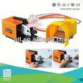 Zhejiang utilitário utl-m-10 pneumático de ar cabo lug crimper