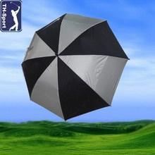 Designer hot-sale color dot and big size golf umbrella