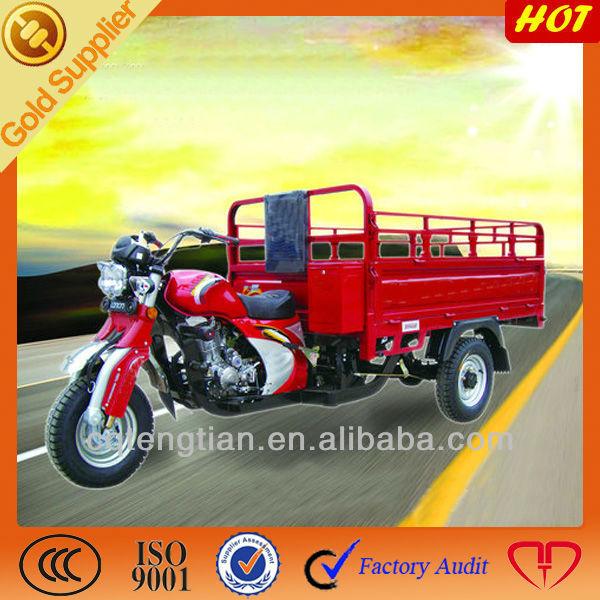 Three/3 Wheel Motorcycle Rickshaw Tricycle for Sale