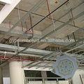 60x60 acústica de yeso del techo junta diseños
