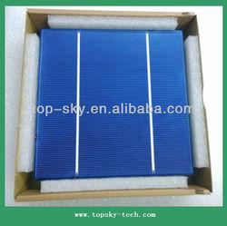 solar cell Hottest sell 156mmx156mm 2BB multi-crystalline solar cell