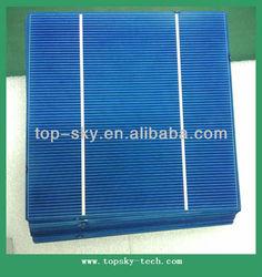 solar cell 2014 Hottest sell 156mmx156mm 2BB multi-crystalline solar cell
