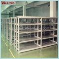 De almacenamiento de acero del soporte del estante de almacén de poca potencia estanterías
