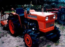 KUBOTA L1500DT - USED RECONDITION FARM TRACTORS