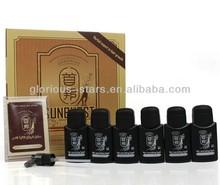 2013 new Sunburst Hair treatrment Growth liquid Design Highlights