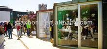 STAXBOND mordern art design storage container shop