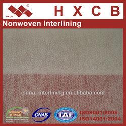 (2010)Hot Water Soluble Nonwoven Interlining Nylon Fabric Adhesive