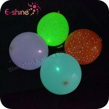 Wedding Decoration Color Chang Multicolor Mini Led Balloon Light
