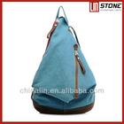 Fashion Blue Canvas Targus Backpack