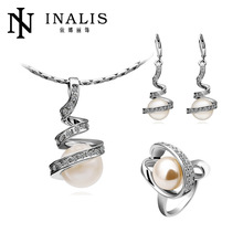 2014 2014 New Arrival Indian Bridal Pearl Jewelry Sets S060