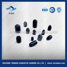 Various Customized Carbide Bullet Teeth via Alibaba