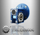 China manufacturer machine part factory hot selling NMRV series worm gearbox for industrial reduction gear