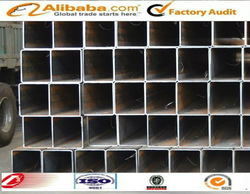 S355 Black square hollow steel tube,china ltd