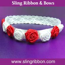 Ribbon Flower For Hat