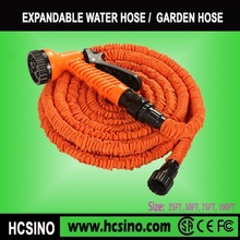 Chinese supplier expandable rubber hose for garden washer