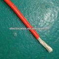 ul1015 12 awg de cobre trenzado casa de pvc alambre eléctrico