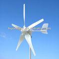 400w 12v générateur de turbine à eau mini