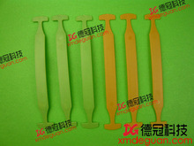 Case plastic carrying handle for plastic handbag handles