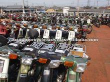 HONDA YAMAHA SUZUKI Used MOTORBIKES 50cc~125cc