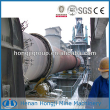 High Quality Lime/Cement Rotary Kiln with ISO9001:2008, CE, IQNET