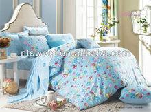 full size bedroom 100 cotton bedding set/hot selling bed lien