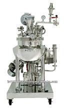 Pilot scale reaction vessel