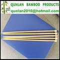 apontou único bambu luva agulhasdetricô