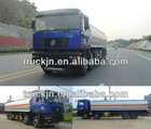 China shanxi brand fuel tank truck/hyundai fuel truck/Weichai diesel engine/lhd truck for sale /fuel tank boxing truck