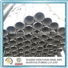 Galvanized Steel Pipe For Fluid In Tianjin