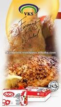 Frozen Whole Griller Halal chicken