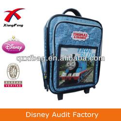 Durable cartoon children luggage