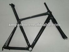 DS01 1050g road bike carbon frame 700C 500/520/540/560/580mm
