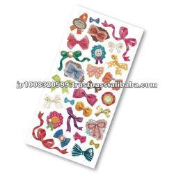 Petit Poche Sticker Ribbon _ ribbon sticker _ sticker paper _ paper craft _ handmade _ most popular products
