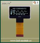 black background display lcd JHD13264-G23BTW-BL