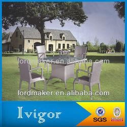 Outdoor furniture teak (4+1) 1089-6089#J-74