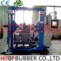 Neumático recauchutado de la máquina de proceso en caliente/utiliza la construcción del neumático de la máquina
