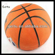 Promotional size 3 Mini Rubber Basketball